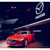 マツダ 6 改良新型(ロサンゼルスモーターショー2017)