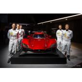 マツダ RT24-P の2018年モデル(ロサンゼルスモーターショー2017)