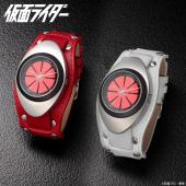 初代仮面ライダー1号の変身ベルトをモチーフにした腕時計、29,160円