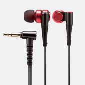 エレコム、Axial-Acoustic 2Way Speaker Systemを搭載したハイレゾイヤホン
