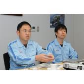 ヤマハモーターエンジニアリング池谷昌彦氏と、ヤマハ発動機 伊藤詠太氏