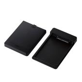 ロジテック、スライド式を採用した2.5インチHDD対応の外付けケース