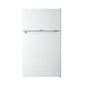 ハイアール、ひとり暮らしやセカンド用の高さ85cmの冷凍・冷蔵庫