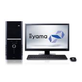 iiyama、第8世代「Core i5-8400」を搭載したミドルタワーPC