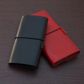 アンドデザイン、iPhoneを一枚革で包み込んだシンプルなケース