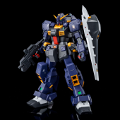 ガンダムTR-1[ヘイズル改]の実戦配備カラーリングを再現した1/100プラモ