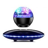 宙に浮くスピーカー Flash LED