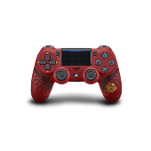 ワイヤレスコントローラー(DUALSHOCK 4) MONSTER HUNTER: WORLD LIOLAEUS EDITION