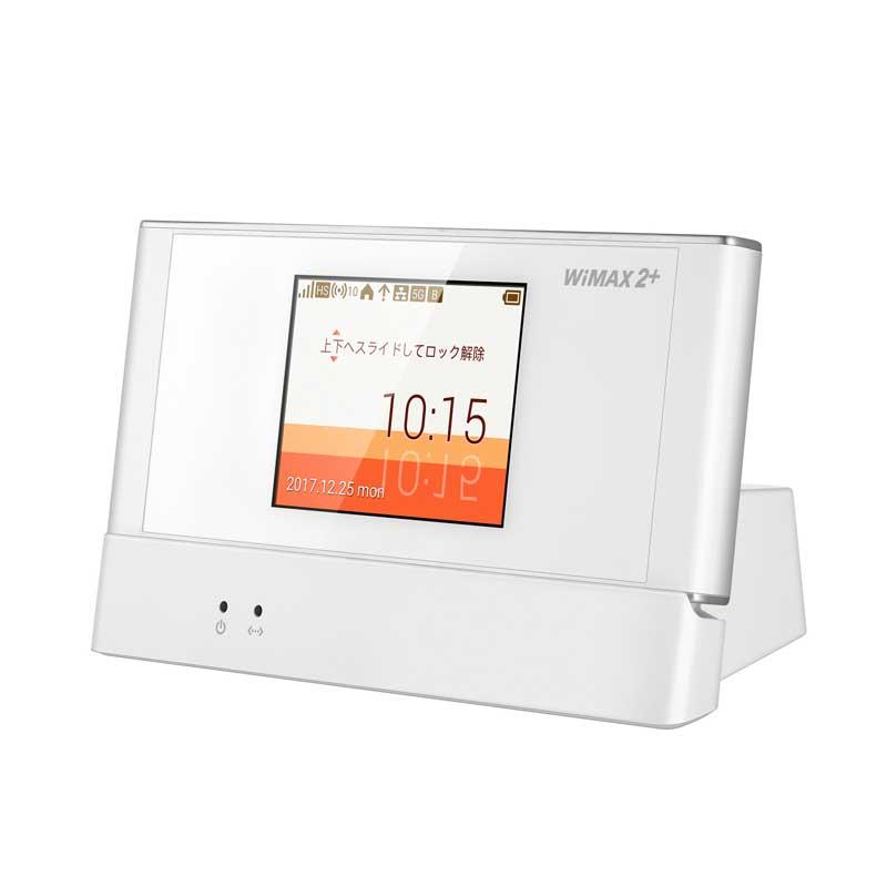au、最大708Mbpsの「Speed Wi-Fi NEXT W05」を1/19発売 画像3
