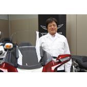 本田技術研究所二輪R&Dセンター 中西豊 主任研究員