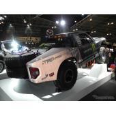 BJバルドウィン選手がレースで使用したトヨタ自動車『タンドラ』の改造車