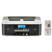 東芝、3W+3W出力の高音質CDラジカセ「TY-CDW99」