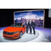 VWが北米新戦略、新型車を毎年2車種以上投入へ…デトロイトモーターショー2018で発表
