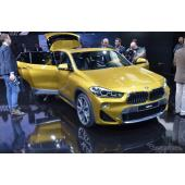 BMW X2(デトロイトモーターショー2018)
