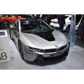 BMW i8クーペ 改良新型(デトロイトモーターショー2018)