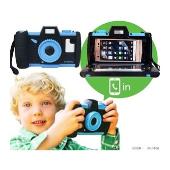 使わなくなったスマホを活用、キッズカメラに変身できる「Pixlplay Camera」