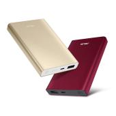 ASUS、アルミボディを採用した6000mAhモバイルバッテリー