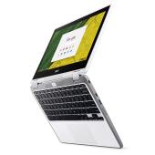 エイサー、液晶が360度回転する「Chromebook Spin 11」のホワイトモデル