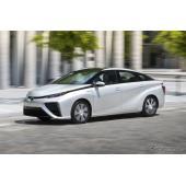 トヨタ、燃料電池車 ミライ をカナダに初投入へ…2018年内