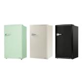 1ドア レトロ冷蔵庫 WRD-1085