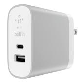 USB-C + USB-A ホームチャージャー(27W)