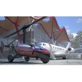 空飛ぶ自動車「パルヴィ・リバティ」