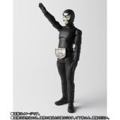 「仮面ライダー」中盤に登場したショッカー戦闘員(黒)のフィギュア発売