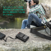 「RAVPower EN-EL15/EN-EL15a」互換バッテリー2個+充電器 セット