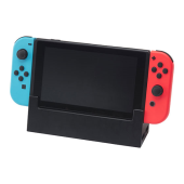 サイバーガジェット、Nintendo Switch用のLANポート付きドック