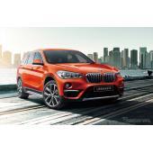 BMW X1 に西日本限定モデル…日本未導入の専用色を採用した「アーバニスタ」発売