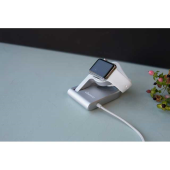 cheero、38/42mm両対応のApple Watch専用ワイヤレス充電スタンド