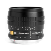 Lensbaby、35mm/F2.8で第2絞りを装備した短焦点レンズ「Burnside 35」