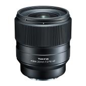 トキナー、AF対応の大口径広角単焦点レンズ「FiRIN 20mm F2 FE AF」
