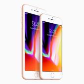 「iPhone 8/8 Plus」
