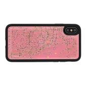 基板製「FLASH 東京回路線図」の新色「ピンク」
