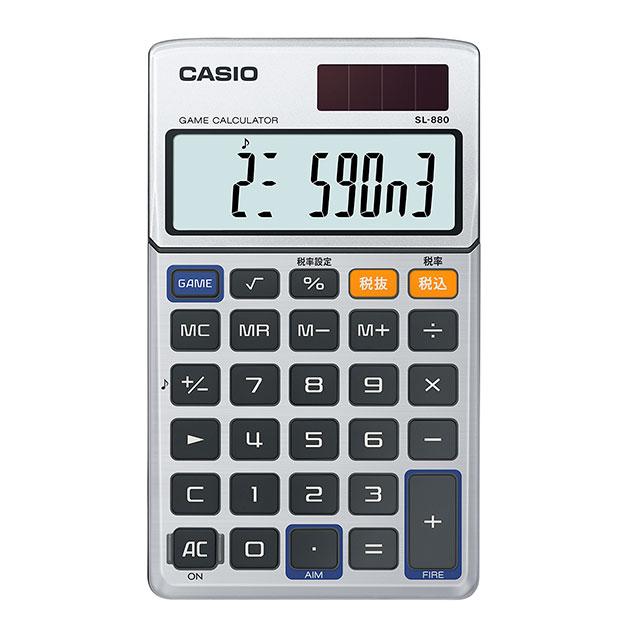ゲーム電卓 SL-880