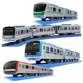 プラレール 東京メトロ車両セット