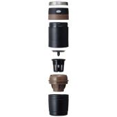 ONECOFFEEポータブルコーヒーメーカー DPCM-18BK