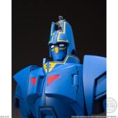 80年代のサンライズロボットアニメ「巨神ゴーグ」をスーパーミニプラキット化