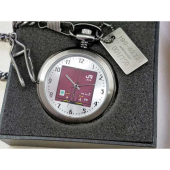 JR貨物19D形コンテナの懐中時計を限定100個で販売、7,000円