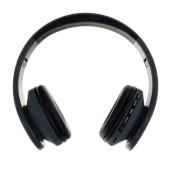 ナガオカ、microSD/Bluetooth/FMラジオの再生に対応したヘッドホン