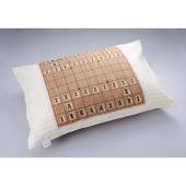「寝ても覚めても、将棋に夢中」将棋柄の枕カバーが3,500円で発売