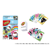 「ウノ サンリオキャラクターズ」などのカードゲーム