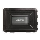 ADATA、防塵・防水・耐衝撃仕様の2.5インチSSD/HDDケース「ED600」