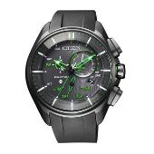 シチズン、スマホ連携のアナログ腕時計にスーパーチタニウムモデル