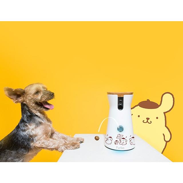 「Furboドッグカメラ-Pompompurin Limited Edition-」