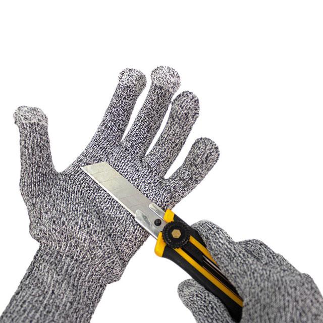 「耐切創 手袋(作業用軍手) DN-915304」