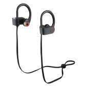 サンワ、2種類のイヤーピースが付属した防水Bluetoothイヤホン