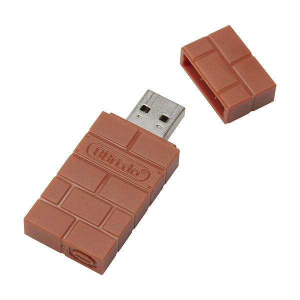 8BITDO USB Wireless Adapter CY-8BUWLA-BR