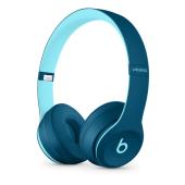 Beats Solo3 Wirelessオンイヤーヘッドフォン – Beats Pop Collection – Popブルー